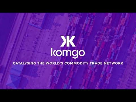 Blockchain for Commodity Trade Finance: komgo Case Study