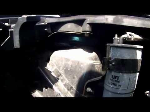 kraftstofffilter opel corsa c