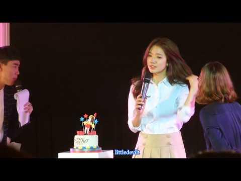 20140920  Park Shin Hye :Story Of Angel In BKK