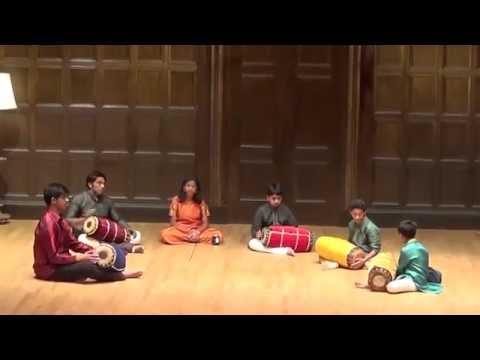 Eastman Hand Drumming and Indian Rhythm Institutes- Tala Vadya 2014