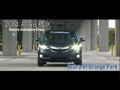 2014 Acura RDX - Test Drive & Review | Jacksonville, FL