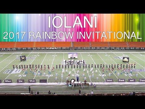 WHEN YOU WISH | 2017 Iolani School Marching Band & Dance Team | Rainbow Invitational
