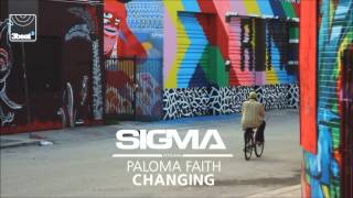 Sigma ft Paloma Faith - Changing (Sigma
