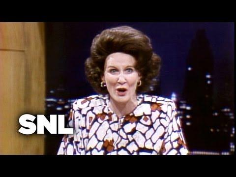 Ann Landers - Saturday Night Live