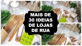 30 IDEIAS DECOR | MUITAS IDEIAS DE LOJAS TIPO 1,99 PARA DECORAR A CASA | Viviane Magalhães