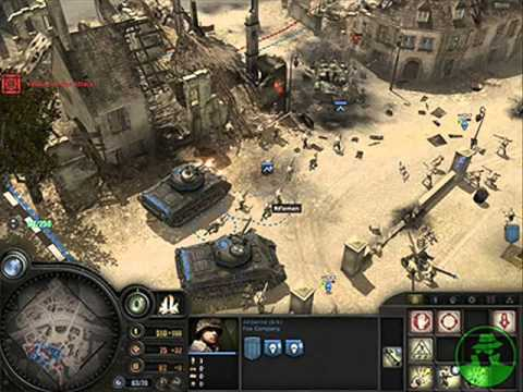 Top Ten Ww2 Real Time Strategy Real Time Tactics Games In