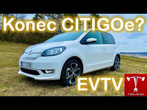 #221 EVTV: Konec Škoda CITIGOe iV | Teslacek