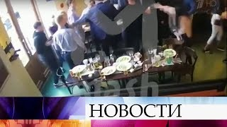 Скандал с А.Кокориным и П.Мамаевым набирает обороты: до драки в кафе они избили еще одного человека.
