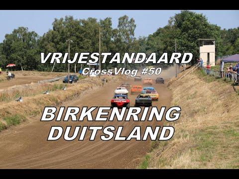 CrossVlog 50 autocross VrijeStandaard Birkenring Duitsland 24 juli 2021 - RaRaRacing autosport