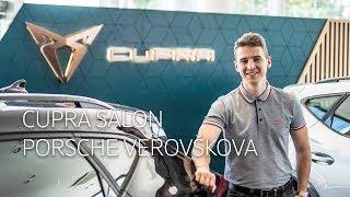 CUPRA SALON I Porsche Verovškova