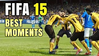 FIFA 15 Best and Funny Moments (PC 60fps / Gameplay)