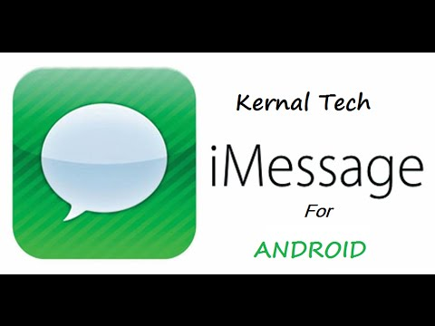 How to Install/Download iMessage for Android Phone - 100% working