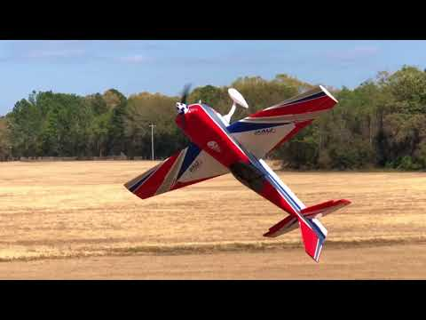 Repeat Pilot RC Extra 330SC - DA 60 by Fra42below - You2Repeat