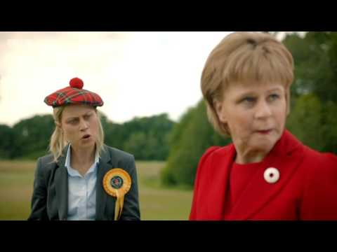 Nicola Sturgeon confirms she does not need #IndyRef2 - Tracey Ullman
