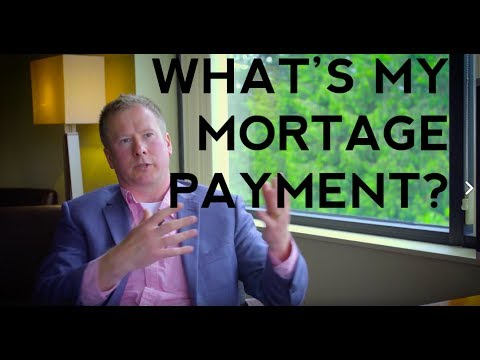 What Does A Mortgage Payment Include | Portland Loan Officer