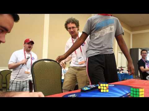 Pavan Ravindra, Rubik's Cube: 5.58 seconds