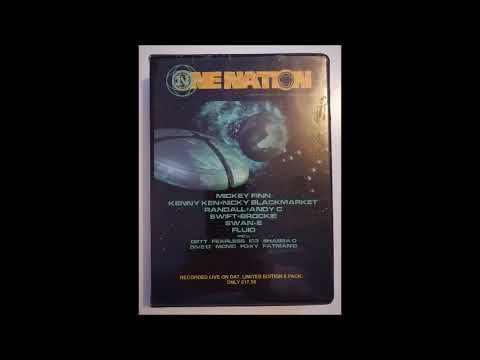 Shimon B2B Andy C - One Nation - Bank Holiday B2B Special - Album Launch Party 28th August 1999