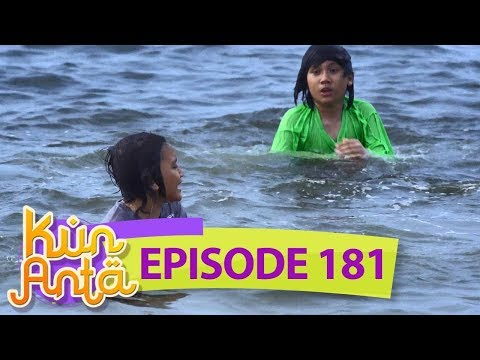 GAWAAATT!!!! Haikal Hilang Tenggelem di Laut - Kun Anta Eps 181