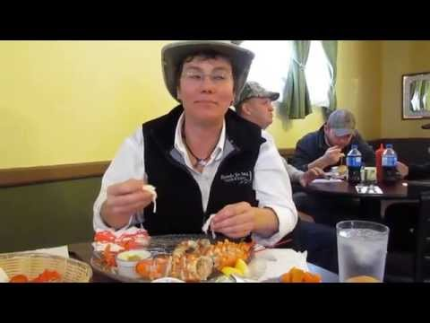 How to Eat a Lobster the Maritime Way with Anna-Marie Weir from Roads to Sea Guided Tours Part 1