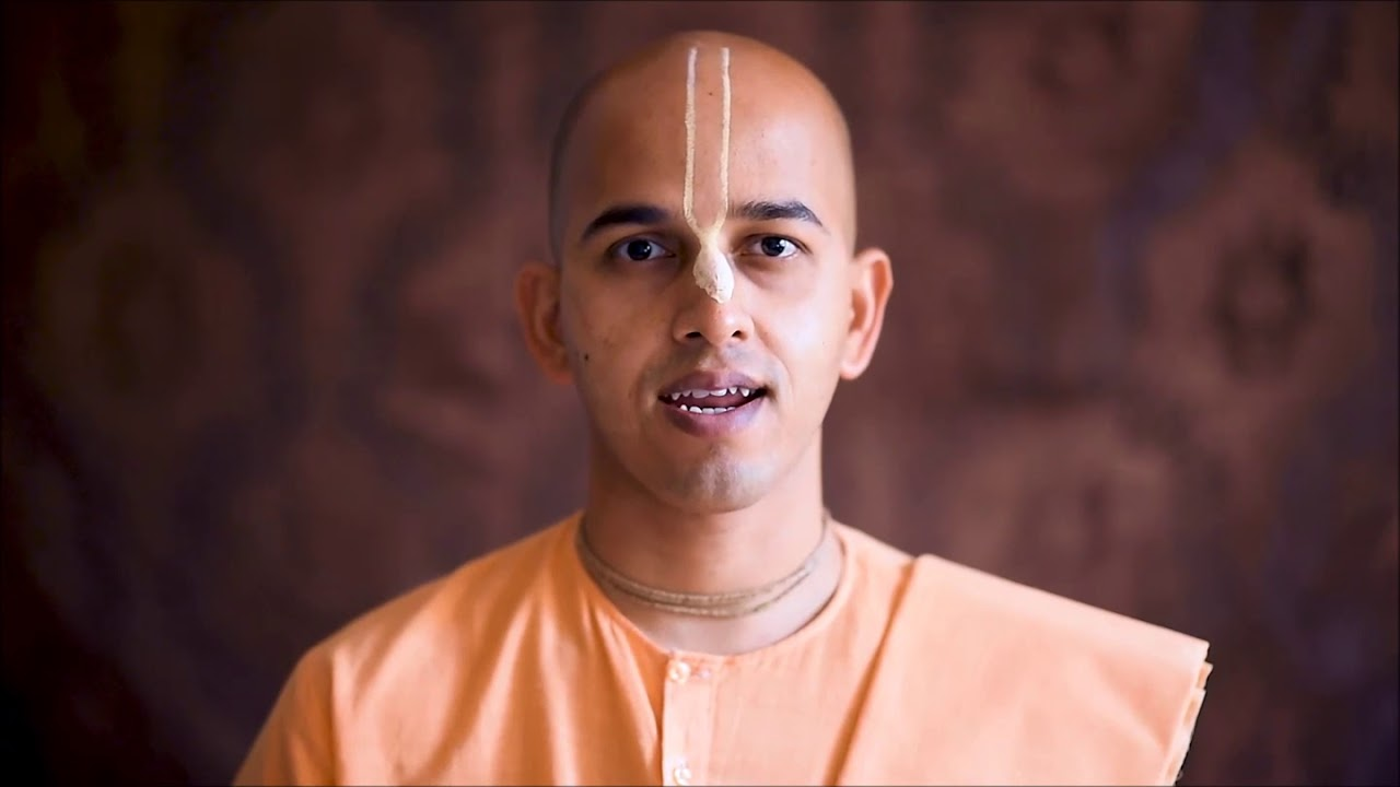 Finding our Lost Happiness.... by an ISKCON Monk...Chaitanya Avatar Das