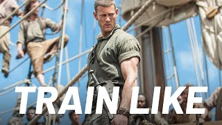 Tom Hopper Shares The At Home Workout Keeping Him Jacked | Train Like A Celebrity | Men's Health