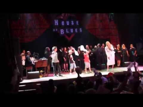 Gospel Brunch @ House Of Blues Chicago 6-29-14