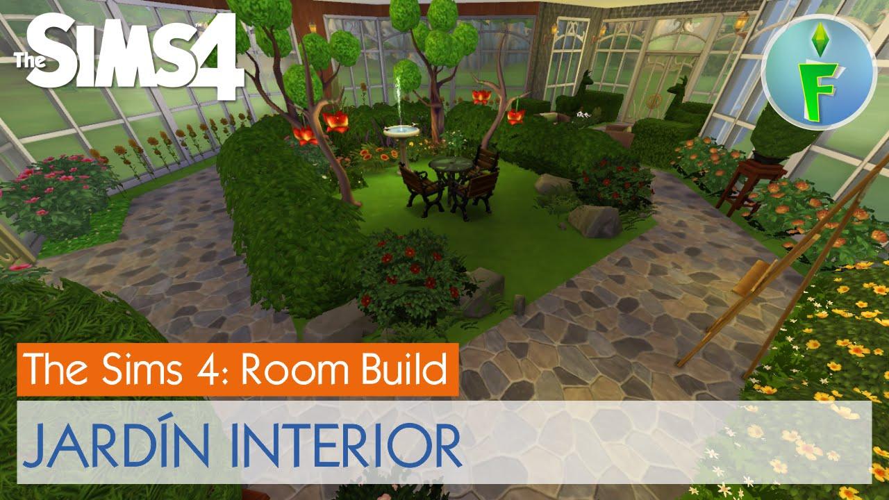 Sims 4 room build jard n interior interior garden - Jardin japones interior ...