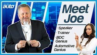 Joe Ingram  - Automotive Genius - Get My Auto