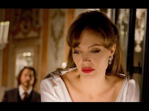 Angelina Jolies Hot Moment Scene Hollywood Hot News 2018