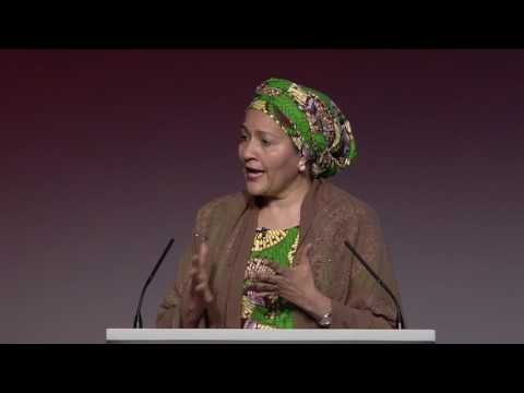 Amina J. Mohammed on leadership