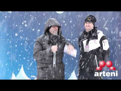 CrazyBob - Corse Pazze sulla neve - Interview