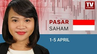 InstaForex tv news: Pasar Saham: Update mingguan (1 - 5 April)