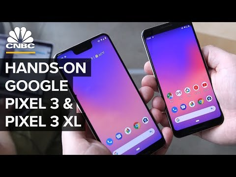 Google Pixel 3 And 3 XL: Hands On