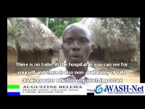 WASH in Health Facilities