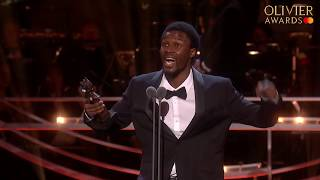 Best New Dance Production - Olivier Awards 2019 with Mastercard