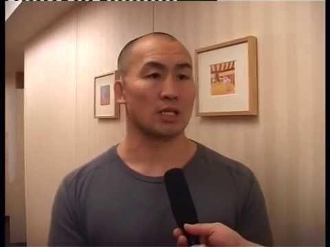 Mongolian Judo 40 Years Anniversary Movie