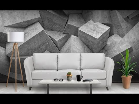 10 Spectacular Ways to Design the Living Room Accent Wall behind Sofa- Plan N Design
