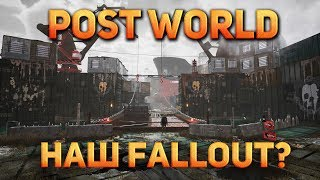POST WORLD - НАШ ОТВЕТ FALLOUT!?!?