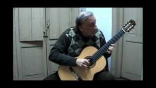 Fernando Sor Introduccion tema y Variaciones Op. 9 By Cesar Amaro