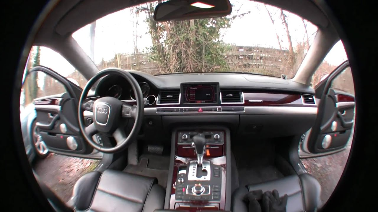 Audi A8 W12 Bang Amp Olufsen Audio System Youtube