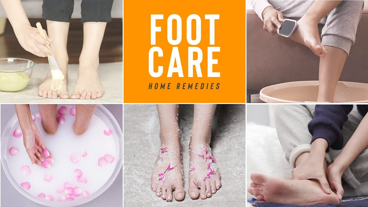 Home Remedies For Soft & Supple Feet | Daily Foot Care ...