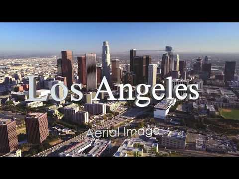 Los Angeles Aerial Image Demo