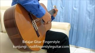 Video Belajar Gitar Fingerstyle Yovie and Nuno Janji Suci download MP3, 3GP, MP4, WEBM, AVI, FLV April 2018