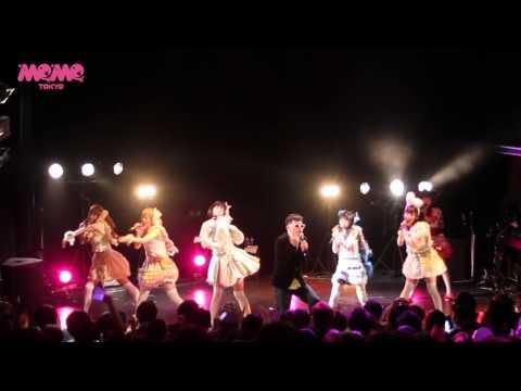 でんぱ組.inc×かせきさいだぁ「くちづけキボンヌ」@節分のMEME TOKYO FES 2013