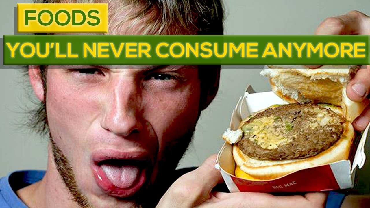 Foods You'll Never Consume After Watching This