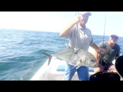 Strike GT In Bali! Fishing Charters Bali