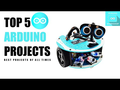 Top 5 Arduino Projects (project Ideas)