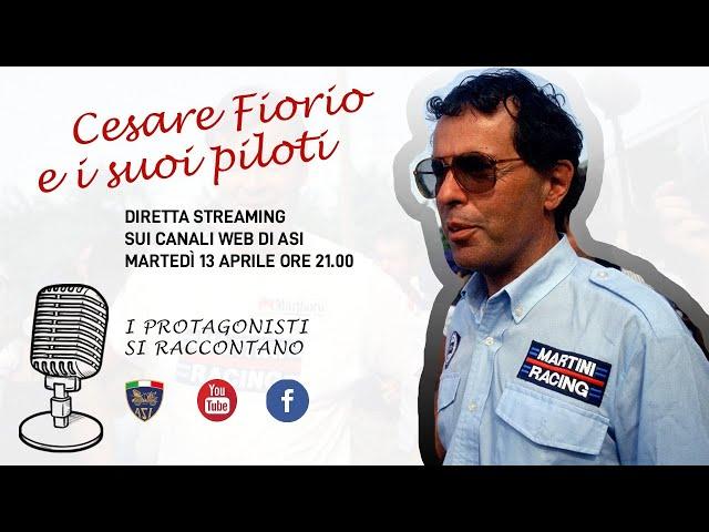 Cesare Fiorio e i suoi piloti