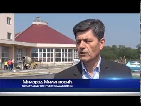 Infrastrukturni radovi u opštini Vladimirci