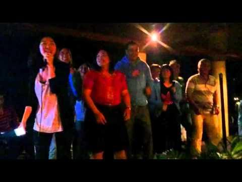 Karaoke Competition Group 3 (Part 2) - Retreat 2015 @Novus Giri